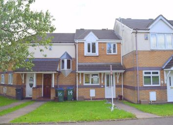 Thumbnail 1 bed terraced house to rent in Waterways Drive, Oldbury