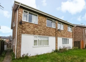 Thumbnail 3 bedroom semi-detached house to rent in Witney, Oxfordshire