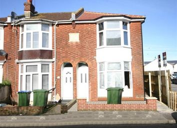 Thumbnail 2 bedroom maisonette to rent in Carlisle Road, Shirley, Southampton