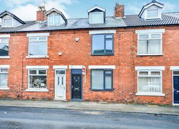 Thumbnail 2 bed terraced house for sale in Silk Street, Sutton-In-Ashfield, Nottinghamshire, Notts