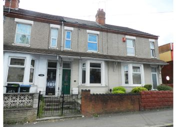 Thumbnail 3 bedroom terraced house for sale in Walsgrave Road, Coventry