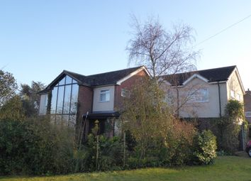 Thumbnail 5 bedroom detached house for sale in Hall Road, Mount Bures, Bures