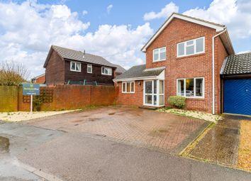 Thumbnail 3 bed link-detached house for sale in Grange Road, Somersham, Huntingdon