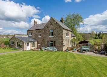 Thumbnail 4 bed equestrian property for sale in Equestrian Centre - Thatchers Lane, Tansley, Matlock, Derbyshire
