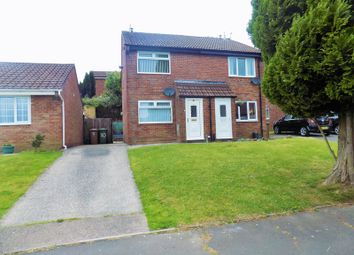 Thumbnail 2 bed semi-detached house to rent in Clos Cyncoed, Caerphilly