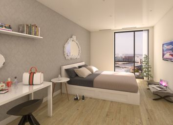 Thumbnail 1 bed flat for sale in Sefton Street, Liverpool