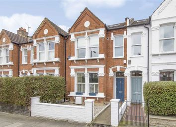 Thumbnail 4 bed terraced house to rent in Burmester Road, London