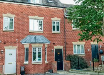 Thumbnail 3 bed town house for sale in Ashmead, Little Billing, Northampton