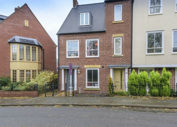 Thumbnail 3 bed end terrace house for sale in Farm House Road, Lawley Village, Telford, Shropshire
