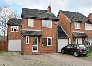 Thumbnail 5 bed link-detached house for sale in Achilles Close, Chineham, Basingstoke