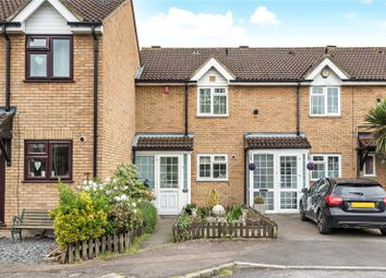 Thumbnail 3 bed terraced house for sale in Beeston Drive, Cheshunt, Waltham Cross, Hertfordshire