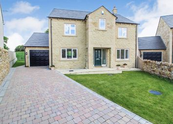 Thumbnail 4 bed detached house for sale in Station Road, Hornby, Lancaster
