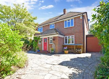 Thumbnail 5 bed detached house for sale in Shorncliffe Road, Folkestone, Kent