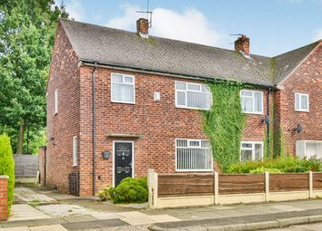 Thumbnail 3 bed semi-detached house for sale in Warmley Road, Manchester, Greater Manchester