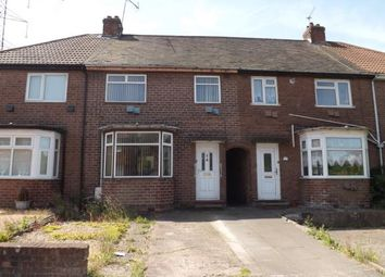 Thumbnail 3 bed terraced house for sale in Woodnorton Road, Rowley Regis, West Midlands