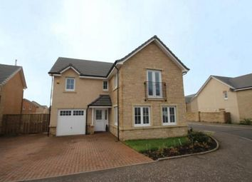 Thumbnail 4 bed detached house for sale in Cambridge Crescent, Airdrie, North Lanarkshire
