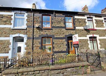 Thumbnail 4 bed terraced house for sale in Llantrisant Road, Pontyclun, Rhondda, Cynon, Taff.
