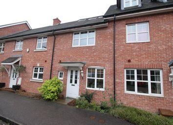 Thumbnail 3 bed terraced house for sale in Stockbridge Road, Fleet