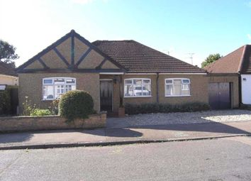 Thumbnail Bungalow for sale in Elm Avenue, Watford