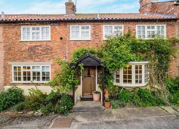Thumbnail 3 bedroom terraced house for sale in Park Lane, Lambley, Nottingham