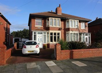Thumbnail 3 bed property for sale in Lawrence Avenue, Lytham St. Annes