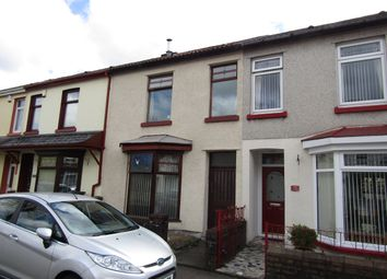 Thumbnail 3 bed terraced house for sale in Tudor Terrace, Aberdare