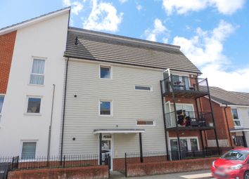 Thumbnail 1 bed flat for sale in Lexington Drive, Haywards Heath