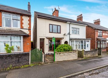 Thumbnail 3 bed semi-detached house for sale in Ashby Road, Coalville