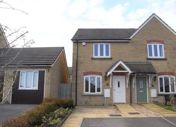 Thumbnail 2 bed semi-detached house to rent in Horn Hill View, Beaminster, Dorset