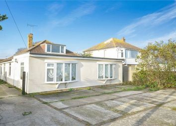 Thumbnail 4 bed detached bungalow for sale in Dymchurch Road, St Marys Bay, Romney Marsh, Kent