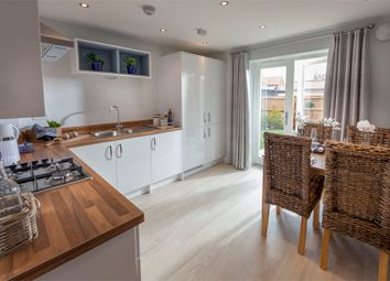 Thumbnail 2 bed terraced house for sale in Buzzard Way, Holt