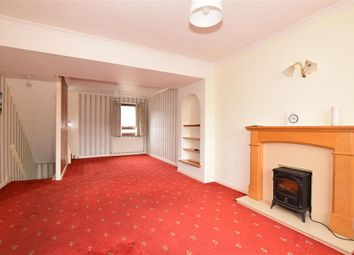 2 bed terraced house for sale in First Avenue, Chatham, Kent ME4