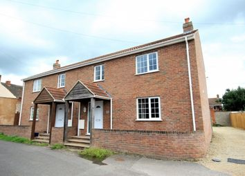 Rye Lane, Othery, Bridgwater TA7. 3 bed semi-detached house