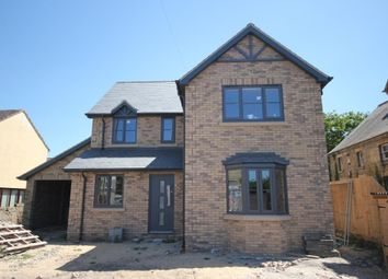 Thumbnail 4 bedroom detached house for sale in Hyde Park, Padnal, Littleport, Ely