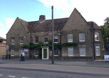 Thumbnail Office for sale in 12 Huntingdon Street, Huntingdon