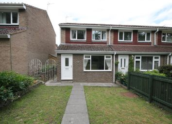 Thumbnail 3 bed end terrace house for sale in Collier Close, Crook