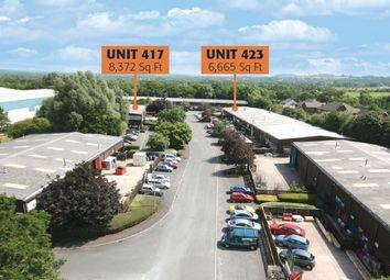 Thumbnail Warehouse to let in Walton Summit Employment Centre, Bamber Bridge, Preston