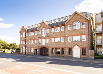 Thumbnail 2 bed flat for sale in Throwley Way, Sutton