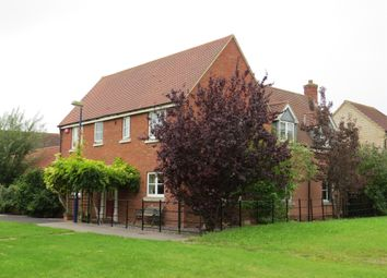 Thumbnail 4 bed detached house for sale in Woodpecker Way, Great Cambourne, Cambridge