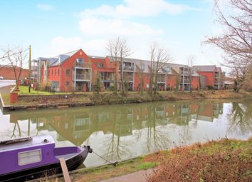Thumbnail 1 bed flat for sale in Anstie Court, Wharf Street, Devizes