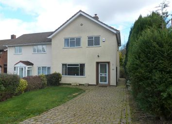 Thumbnail Semi-detached house to rent in Blackberry Lane, Sutton Coldfield