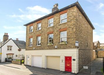 Thumbnail 3 bed semi-detached house for sale in Denmark Road, Wimbledon, London