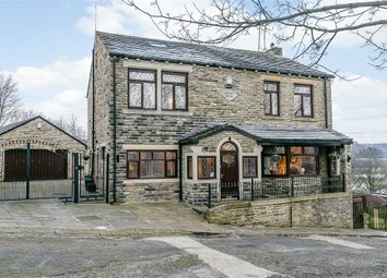 Thumbnail 5 bed detached house for sale in Stoney Hill, Brighouse, West Yorkshire