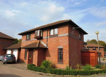 Thumbnail 4 bed detached house to rent in Bentall Close, Willen, Milton Keynes