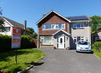 Thumbnail 4 bed detached house for sale in Mellstock Avenue, Dorchester, Dorset