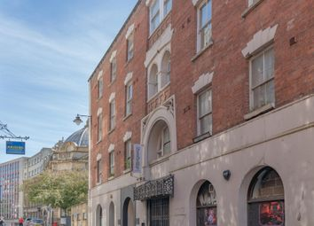 Thumbnail 2 bed flat for sale in St. Stephens Street, Bristol