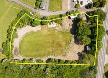Thumbnail Land for sale in Perranwell, Goonhavern, Truro, Cornwall