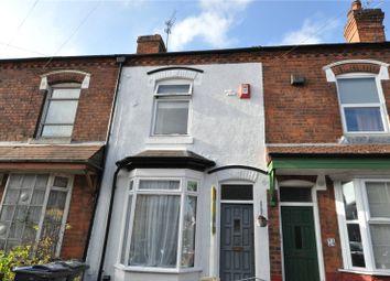2 bed terraced house for sale in Cotteridge Road, Kings Norton, Birmingham B30