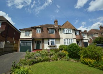 Thumbnail 4 bedroom semi-detached house to rent in Newlands Road, Southborough, Tunbridge Wells