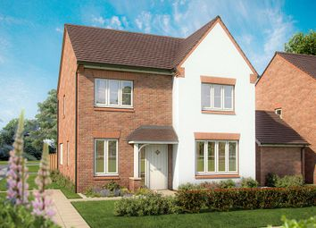 "4 bed detached house for sale in ""The Aspen "" at Canon Ward Way, Haslington, Crewe CW1"